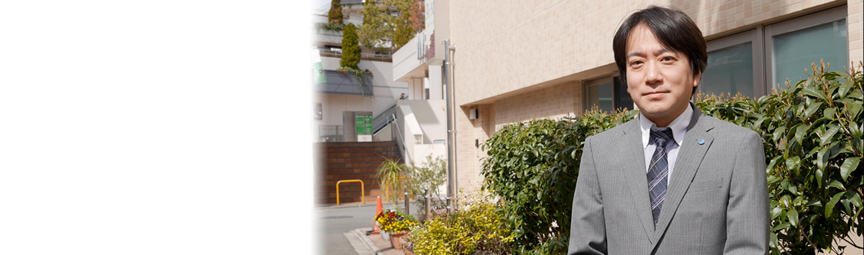 上京・北大路ブロック ブロック長 薬剤師 伊藤 裕喜 2006年6月入社