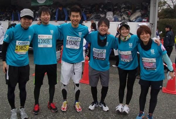 マラソン (6)